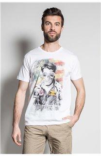 T-Shirt MAVERICKER Homme S20198 (52875) - DEELUXE