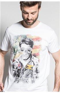 T-Shirt MAVERICKER Homme S20198 (52877) - DEELUXE