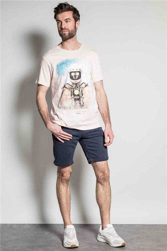 T-shirt POKE Homme Deeluxe