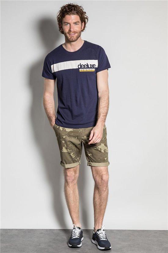 T-Shirt REBORN Homme S20155 (52908) - DEELUXE