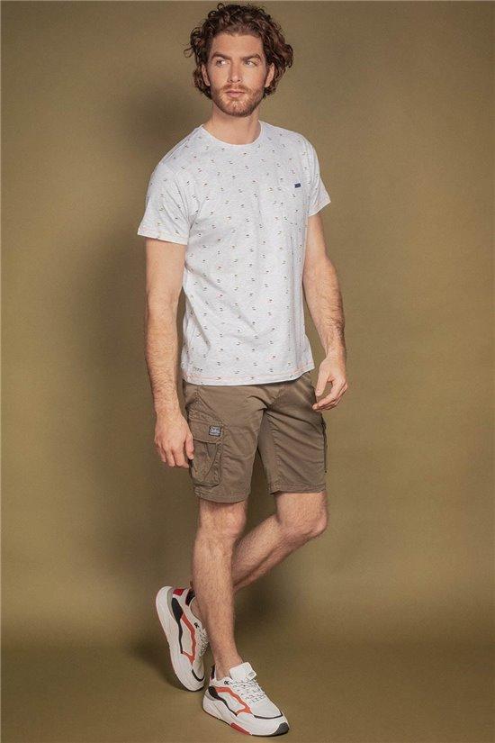 T-Shirt SUNSHADE Homme S20153 (52928) - DEELUXE