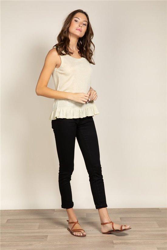T-Shirt T-Shirt EURYDICE Femme S20171W (53033) - DEELUXE