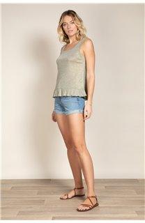 T-Shirt EURYDICE Femme S20171W (53038) - DEELUXE