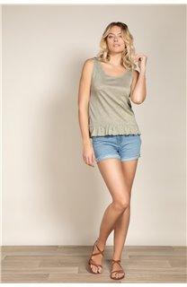 T-Shirt EURYDICE Femme S20171W (53039) - DEELUXE