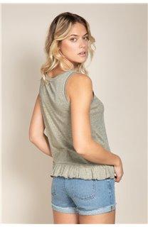 T-Shirt EURYDICE Femme S20171W (53041) - DEELUXE