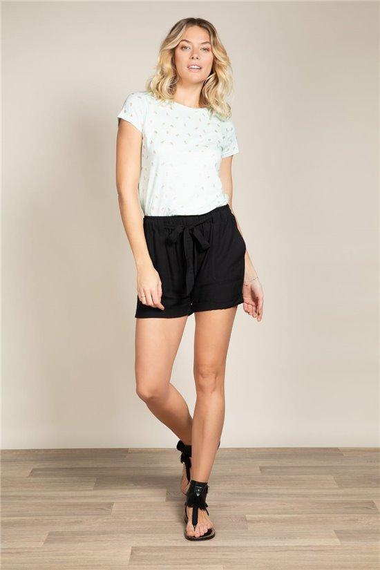 T-Shirt T-Shirt PALMA Femme S20123W (53075) - DEELUXE