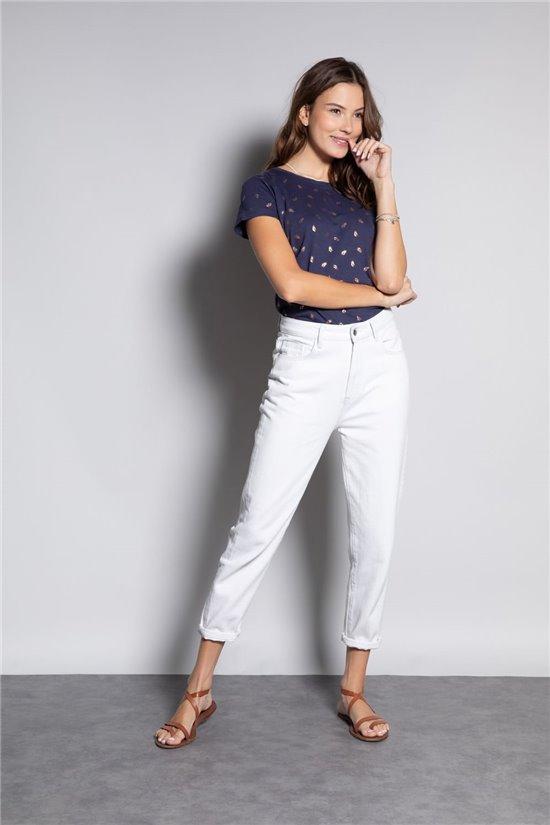 T-Shirt PALMA Femme S20123W (53073) - DEELUXE