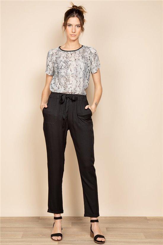 T-Shirt T-Shirt SOFIA Femme S20109W (53103) - DEELUXE