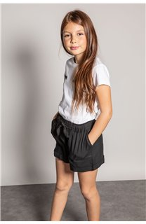 Short MERIDA Fille S20710G (53233) - DEELUXE