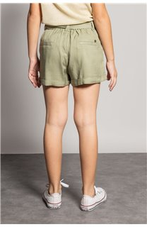 Short MERIDA Fille S20710G (53246) - DEELUXE