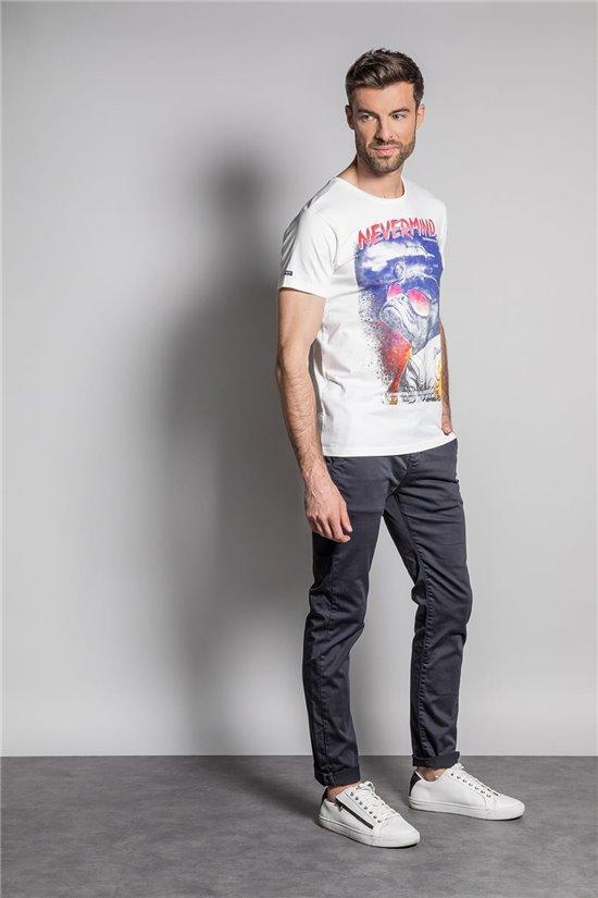 T-Shirt T-SHIRT DANDITO Homme S20138 (53278) - DEELUXE