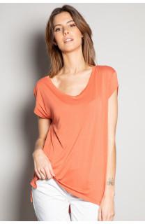 T-Shirt T-SHIRT SWEET Femme S19131W (53322) - DEELUXE