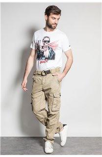 Pantalon CARGO TROPERY Homme S20P7012 (53350) - DEELUXE