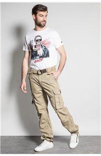 Pantalon CARGO TROPERY Homme S20P7012 (53351) - DEELUXE