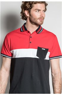 Polo TODD Homme Deeluxe