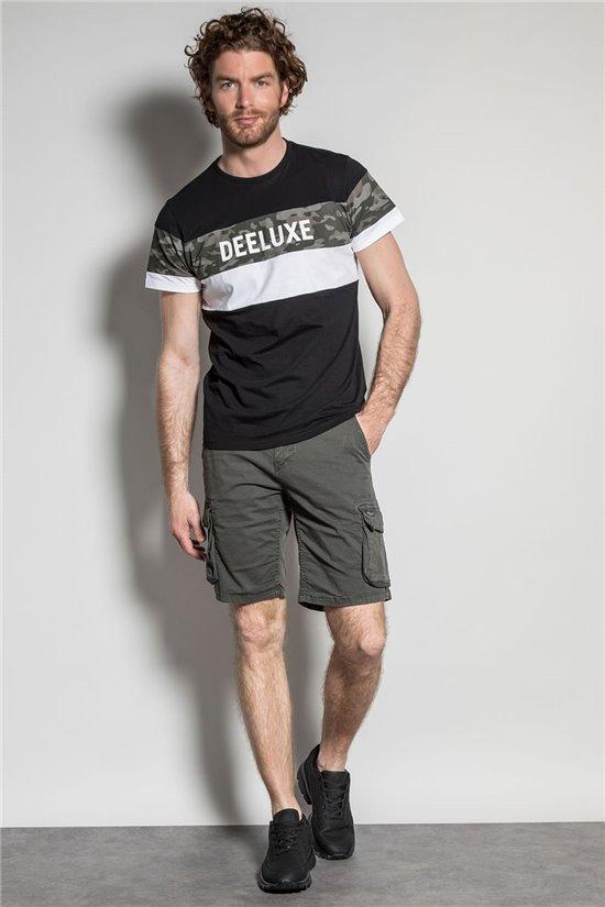 T-Shirt T-SHIRT WICKSON Homme S20185 (53410) - DEELUXE
