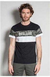 T-Shirt T-SHIRT WICKSON Homme S20185 (53412) - DEELUXE