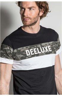 T-Shirt T-SHIRT WICKSON Homme S20185 (53414) - DEELUXE