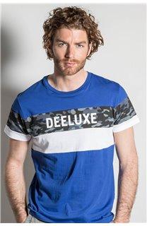 T-Shirt T-SHIRT WICKSON Homme S20185 (53415) - DEELUXE