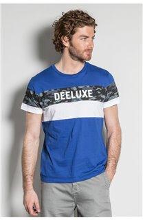 T-Shirt T-SHIRT WICKSON Homme S20185 (53417) - DEELUXE