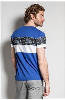 T-Shirt T-SHIRT WICKSON Homme S20185 (53418) - DEELUXE