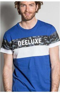 T-Shirt T-SHIRT WICKSON Homme S20185 (53419) - DEELUXE