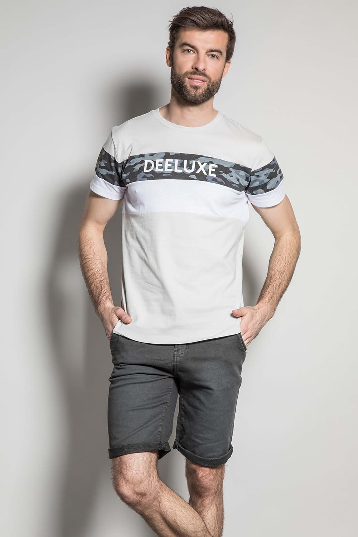 T-Shirt T-SHIRT WICKSON Homme S20185 (53420) - DEELUXE