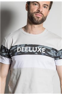 T-Shirt T-SHIRT WICKSON Homme S20185 (53424) - DEELUXE