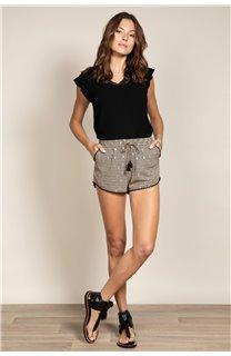 Blouse MILY Femme S20414W (53476) - DEELUXE