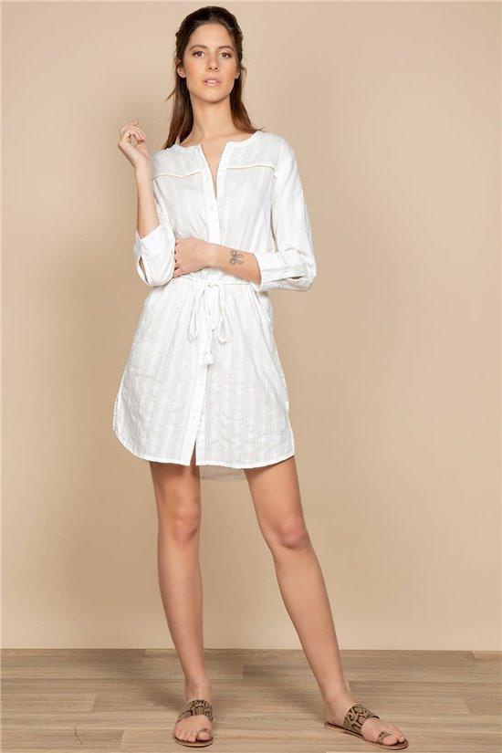 Robe Robe PLAYA Femme S20200W (53510) - DEELUXE
