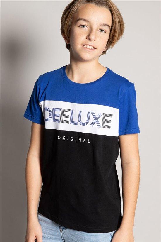 T-Shirt T-Shirt DIXON Garçon S20183B (53635) - DEELUXE
