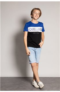 T-Shirt T-Shirt DIXON Garçon S20183B (53636) - DEELUXE