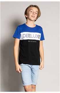 T-Shirt T-Shirt DIXON Garçon S20183B (53637) - DEELUXE