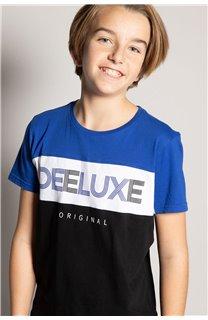 T-Shirt T-Shirt DIXON Garçon S20183B (53639) - DEELUXE