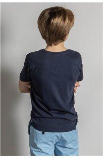 T-Shirt HILO Garçon S20107B (53643) - DEELUXE