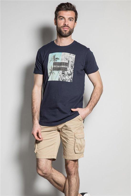 T-shirt HILO Homme Deeluxe