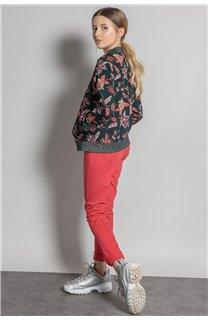 Pantalon PANTALON PIME Fille S20729G (53671) - DEELUXE