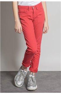 Pantalon PANTALON PIME Fille S20729G (53672) - DEELUXE