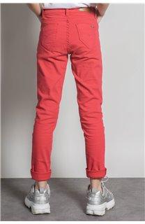 Pantalon PANTALON PIME Fille S20729G (53673) - DEELUXE