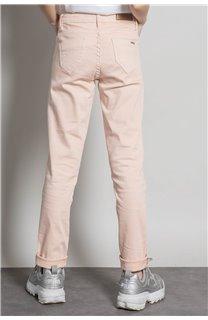 Pantalon PANTALON PIME Fille S20729G (53678) - DEELUXE
