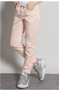 Pantalon PANTALON PIME Fille S20729G (53679) - DEELUXE