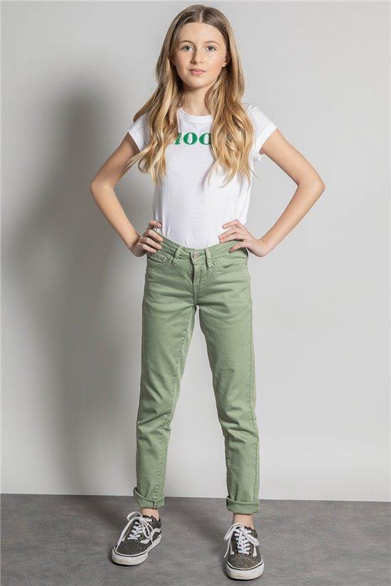 Pantalon PANTALON PIME Fille S20729G (53675) - DEELUXE