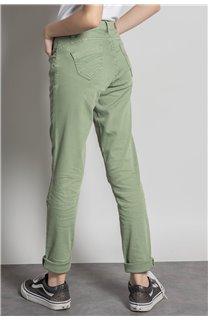Pantalon PANTALON PIME Fille S20729G (53683) - DEELUXE