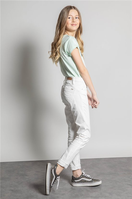 Pantalon PANTALON PIME Fille S20P721G (53690) - DEELUXE