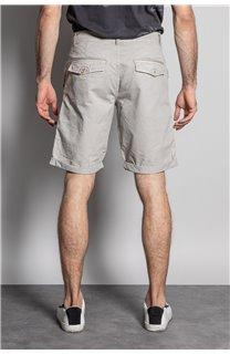 Short SHORT BROKEN Homme S20725 (54311) - DEELUXE