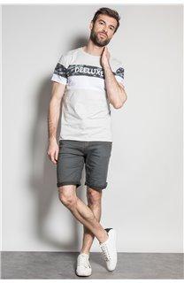 Short & Bermuda TRADEL Homme Deeluxe