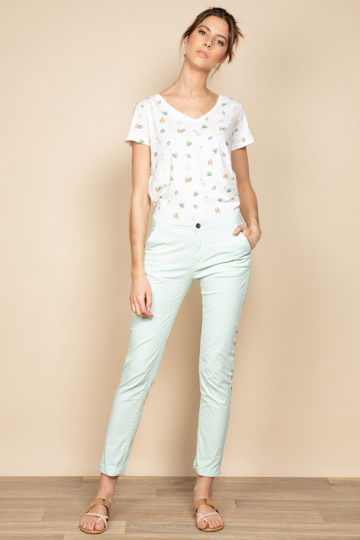 Pantalon Pantalon SHINO Femme S20722W (54687) - DEELUXE