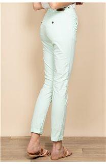 Pantalon SHINO Femme S20722W (54690) - DEELUXE