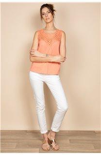 Pantalon SHINO Femme S20722W (54692) - DEELUXE