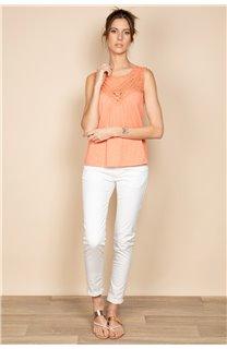 Pantalon SHINO Femme S20722W (54693) - DEELUXE